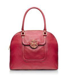 Amanda Dome Satchel | Womens Top Handles & Shoulder Bags