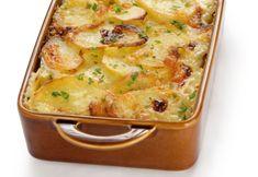 Francúzske zemiaky s klobásou