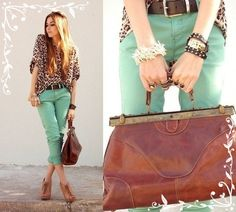 girls fashion trendGreen Jeans Plaza