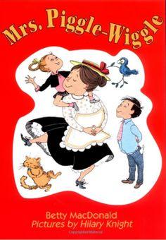 Mrs. Piggle-Wiggle by Betty MacDonald | Classic Children's Books - Parenting.com