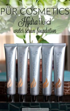 PUR Cosmetics HydraFluid Water Serum Foundation