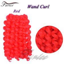 8 Inch 75g/pc Jump Wand Curl Braiding Crochet Hair Extensions Crochet Braids Ombre Jump Curly Wand Braiding Bulk Twist Hair