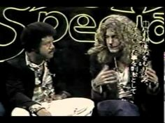 Midnight Special - Led Zeppelin tribute w/Robert Plant interview.  This is a good interview showing the diversity of the band plus RP with feathers weaved into hair-ahead of his time <3 RP.