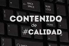 Qué es el Contenido de Calidad? Content Strategy Software, Online Marketing, Logos, Key Tags, Journals, Logo