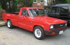 88 Mazda Truck