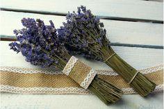 Podziękowania dla gości bukiety lawendy Wedding, Valentines Day Weddings, Weddings, Marriage, Chartreuse Wedding