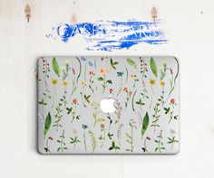 Flower Macbook Air 11 13 15 Pro Laptop Clear Laptop Macbook Transparent Case Macbook Pro Cover Apple New Mac Case Macbook New Laptop Touch