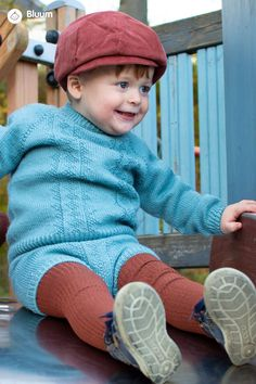 Deilig genser og bloomer med Hardanger mønster i Pure Eco Baby Wool! Bluums egne strikkedesign får du kun i garnpakker med oppskrift på Bluum.no Eco Baby, Pure Products, Wool, Fashion, Threading, Moda, Fasion, Fashion Illustrations, Fashion Models