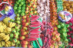 Typical mexican sweets