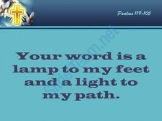 0514 psalms 119105 your word is a lamp powerpoint church sermon Slide04  http://www.slideteam.net/