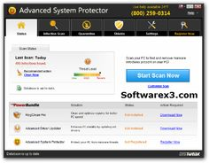 Advanced system Protector 2.1 Crack