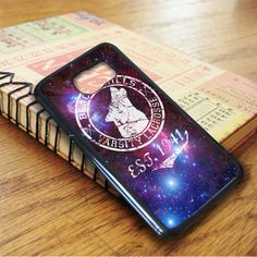 Beacon Hills Est 1941 On Nebula Samsung Galaxy S7 Case