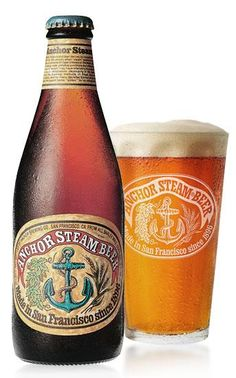 Anchor Steam Beer #beer #foster #australia Beer Club OZ presents – the Beer Cellar – ultimate source for imported beer in Australia http://www.kangadrinks.com/category/beer-and-wine-in-australia/