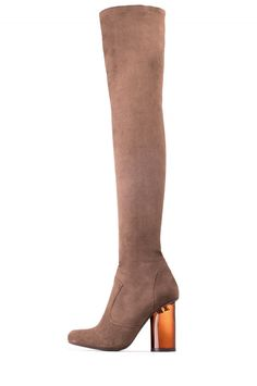 Jeffrey Campbell Shoes PARADOX-OK New Arrivals in Brown Combo