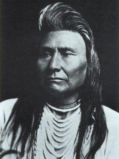 Chief Joseph Nez Perce | Chief Joseph, Häuptling derNez Percé