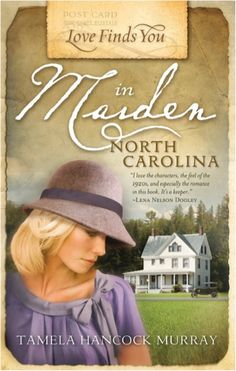 e-Book Sale: Love Finds You in Maiden, North Carolina {by Tamela Hancock Murray} ~ 99 cents! {read it on your iPad, Kindle, Phone or Computer!} #ebooks #thefrugalgirls