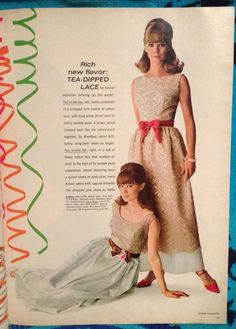 November 1965 Seventeen Joan Delaney