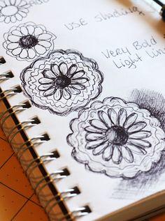Doodle exercises