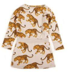 NEW MINI RODINI organic tiger dress, Mini Rodini, baby, new, £32.50, I Dream Elephants
