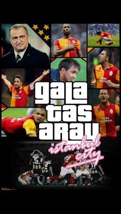 Galatasaray cover by GTA Vice City