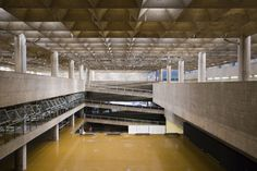 Faculty of Architecture Sao Paulo University by Joao Batista Vilanova Artigas
