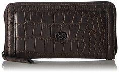 Gerry Weber Belle Place Purse LH12Z 4080003447 Ladies purses 19x10x1 cm (W x H x D), Brown (960)
