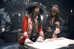 26. Pirates of the Caribbean: At World's End (2007) - REX/c.BuenaVista/Everett