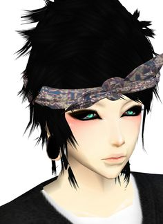 Captured Inside IMVU - Join the Fun! Virtual World, Virtual Reality, Imvu, Avatar, Halloween Face Makeup, Join