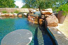 Allison Pools - Freeform Swimming Pool   by Allison Pools