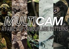 The Multicam Family of Patterns Revealed