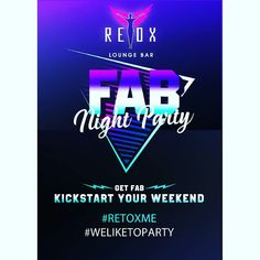Get classy get fab Join us at @retoxloungebar... Fab Friday at Retox Lounge Bar. Retox and get Fab. #Retoxme #weliketoparty  Check us out on Facebook and Instagram for updates : http://ift.tt/2AzgnNX http://ift.tt/2iXbc0c . . . .  #RetoxLoungeBar #RetoxMangalore #Retox #Mangalore #FridayNight #FridaySpecial #FabFriday #PartyPlaces #PartyInmangalore #LoungeBar #bar #Party #Parties #Food #Dance #Alcohol #Music #DJ #liquidlounge #saturdaylove #partyon #partylife #partyhard #partyweekend…