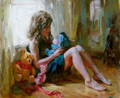Enjoy our large collection of artwork by Michael and Inessa Garmash. View New Releases, a full collection of Limited Edition Giclees and Original Paintings! Paintings For Sale, Original Paintings, Art Competitions, Portraits, Artist At Work, Female Art, Art Pictures, Les Oeuvres, Find Art