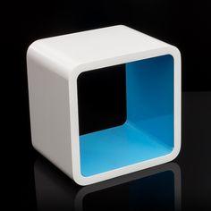Hängeregal design  Homestyle4u Cube Wandregal Regal Bücherregal Hängeregal Retro ...
