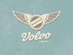 Early Volvo logo #FemmeFrontaal