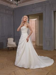 robe de marie diamante point mariage - Point Mariage Troyes