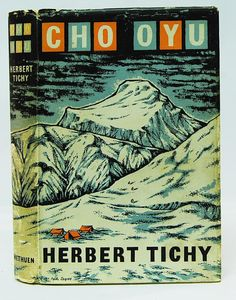 Cho Oyu by Tichy Herbert, 1957