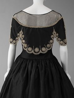 Dress (Robe de Style) House of Lanvin (French, founded 1889) c. 1926