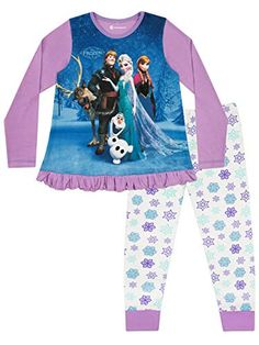 51948740ae1 Disney Frozen Girls Disney Frozen Pyjamas Sven