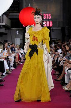 christian lacroix haute couture | Christian Lacroix Autumn Winter 2008/2009 Haute Couture Collection ...