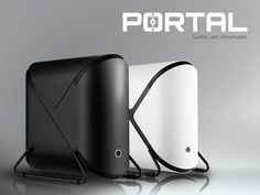 BitFenix Release the Portal Chassis