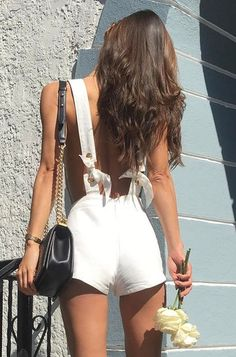 Summer Inspiration 2018 Cute Summer Dresses, Boho Summer Outfits, Stylish Summer Tops and Shorts Picture Description Playsuit Bodysuit Sexy Vacation Outfits, Summer Outfits, Cute Outfits, Beach Outfits, Stylish Outfits, Summer Dresses, Summer Fashion Trends, Spring Summer Fashion, Beach Playsuit