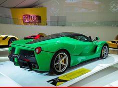 Learn all the secrets about #LaFerrari at Museo Enzo Ferrari. #Modena #Ferrari