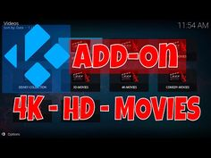 NEW 4K MOVIE ADDON FOR KODI MAY 2017 + TV 24/7 MOVIES & TV SHOWS AND MORE! THE BLACK HAT - YouTube