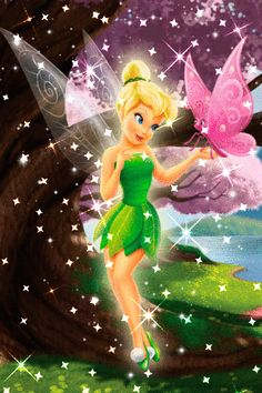 PinFantasy - Disney Cosplay Tinkerbell Pretty Tinkerbell is a charming character to dress up as and has a fun costume to boot! Tinkerbell And Friends, Tinkerbell Disney, Peter Pan And Tinkerbell, Tinkerbell Fairies, Tinkerbell Party, Disney Fairies, Art Disney, Disney Kunst, Disney Love