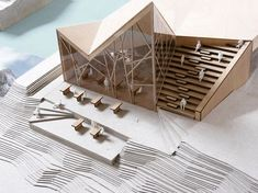 Portfolio Wesley Verhoeven Architecture Portfolio einer Archi – – My World Maquette Architecture, Concept Models Architecture, Architecture Model Making, Contemporary Architecture, Contemporary Interior, Interior Architecture, Contemporary Apartment, Contemporary Office, Computer Architecture