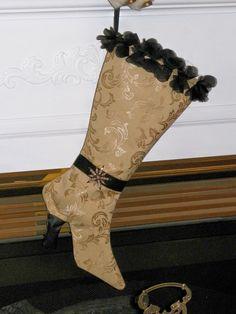 @:Victorian Boot