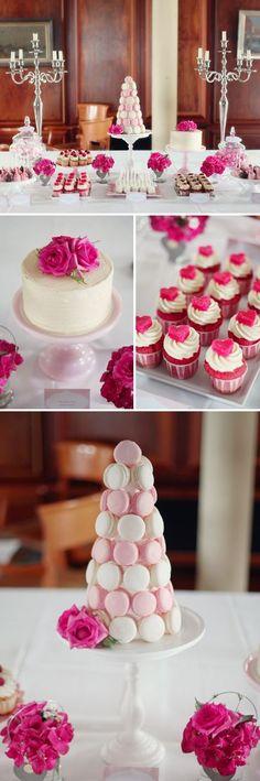 "Candy Buffet ""Pink V"