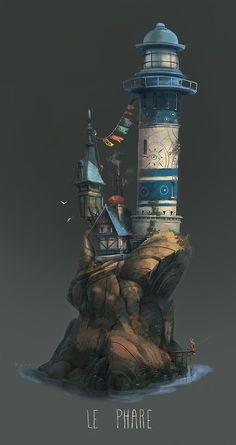 Le Phare - The Lighthouse