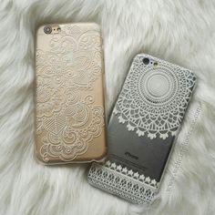 Imagen de iphone, gold, and case