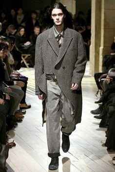 Yohji Yamamoto Autumn/Winter 2012 Menswear Collection